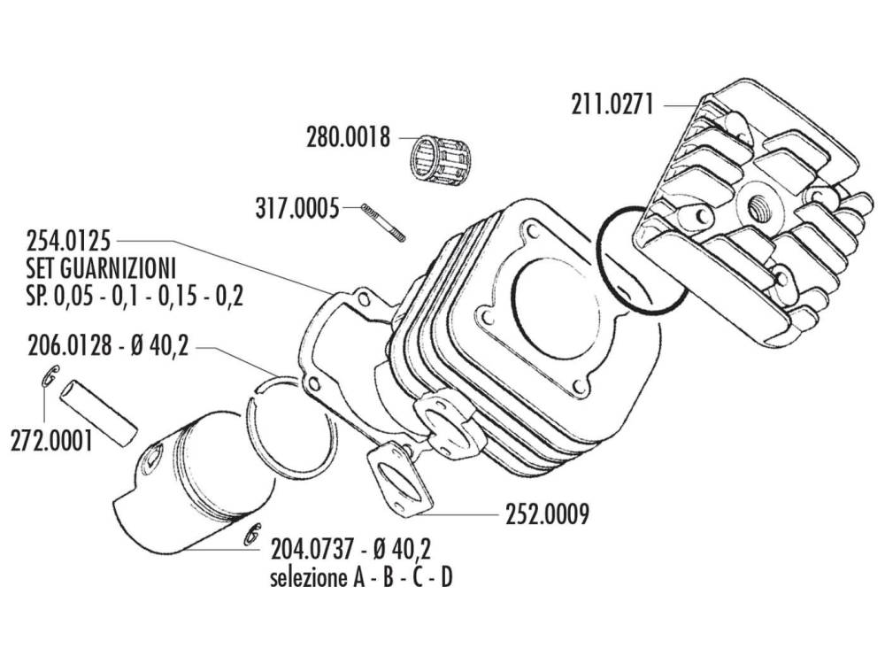 medium resolution of polini 50cc engine diagram 2005 wiring diagram paper polini 50cc engine diagram 2005