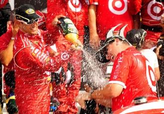 2010_Watkins_Glen_Aug_NSCS_race_Juan_Pablo_Montoya_Brian_Pattie_victory_lane