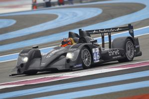 AUTO - LE MANS SERIES OFFICIAL TESTS 2011