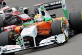 Formula One World Championship, Rd 10, German Grand Prix, Race, Nurburgring, Germany, Sunday 24 July 2011.