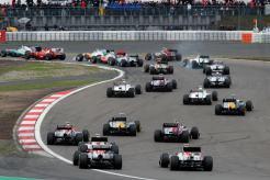 Formula One World Championship, Rd 10, German Grand Prix, Race Day, Nurburgring, Germany, Sunday 24 July 2011.
