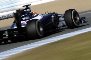2012 Formula One Jerez Test Day Two