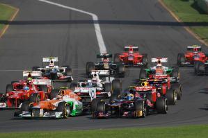 Motor Racing - Formula One World Championship - Australian Grand Prix - Sunday - Melbourne, Australia