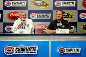 at Charlotte Motor Speedway on May 27, 2012 in Charlotte, North Carolina.