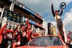 2012_Pocono_June_Sprint_Cup_Joey_Logano_Celebrates_In_Victory_Lane