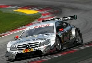 Motorsports / DTM: german touring cars championship 2012, 4. Race at Spielberg