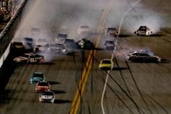 2012_Daytona_July_NASCAR_Sprint_Cup_Series_Race_Finish_Incident
