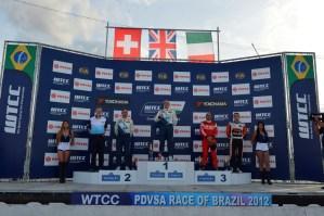 FIA WTCC Curitiba, Brazil 20-22 July 2012