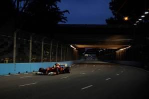GP SINGAPORE F1/2012