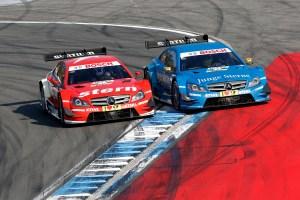 Motorsports / DTM 2012, 10. race in Hockenheim