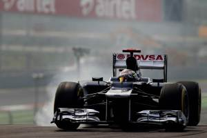 2012 Indian Grand Prix - Saturday