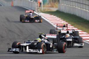 2012 Korean Grand Prix - Sunday