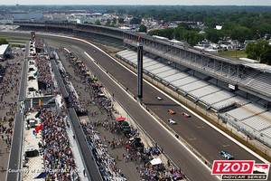 2012 IndyCar Indy 500 Carb Day