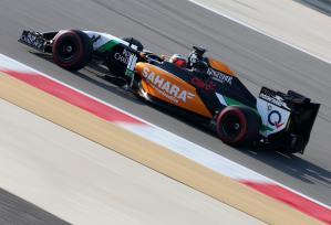 Motor Racing - Formula One Testing - Bahrain Test One - Day 2 - Sakhir, Bahrain