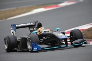 Super Formula 2014 Yuichi Nakayama
