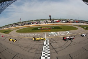 Iowa Speedway 2013 (c) Chris Jones/IndyCar Media