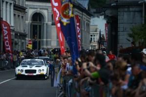Bentley GT3 Spa