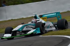 Super Formula Sugo 2014 Kazuki Nakajima