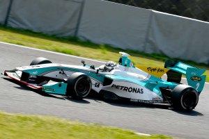 Super Formula Suzuka 2015 Andre Lotterer