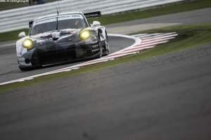 Car #88 / ABU DHABI-PROTON RACING (DEU) / Porsche 911 RSR / Christian Ried (DEU) / Khaled Al Qubaisi (ARE) / Klaus Bachler (AUT) - FIA WEC 6 hours of Silverstone at Northamptonshire - Towcester - United Kingdom