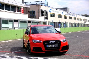 Audi RS3 Vallelunga