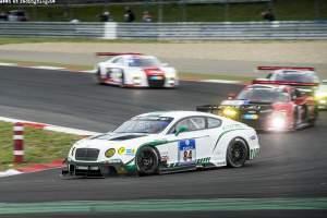 Bentley GT3 at Nurburgring 24hPhoto: James Lipman / jameslipman.com