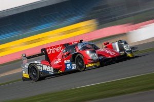 46 - ELMS 4 Hours of Silverstone at Northamptonshire - Towcester - England