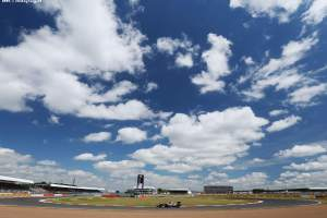 Motor Racing - Formula One World Championship - British Grand Prix - Qualifying Day - Silverstone, England