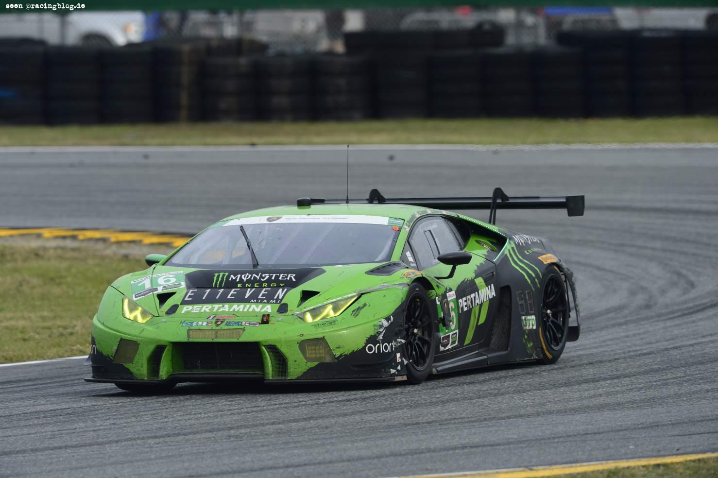 2016 WeatherTech Sportscar Championship Rolex 24 Hours Daytona