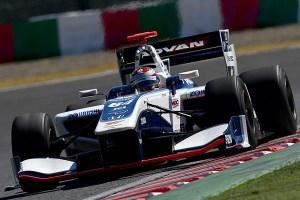 Super Formula 2016 Daisuke Nakajima