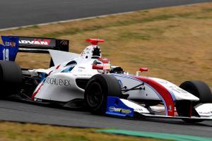 Super Formula 2016 Joao Paulo de Oliveira