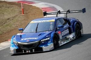 Super GT Fuji Pre-Season Test 2016 Keihin NSX Concept-GT