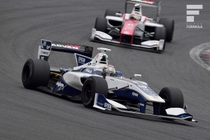 Super Formula Fuji 2016 Bertrand Baguette