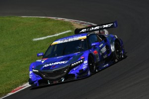 Super GT Sugo 2015 Raybrig NSX Concept-GT