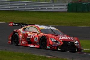 Super GT 2016 Sugo Zent RC F