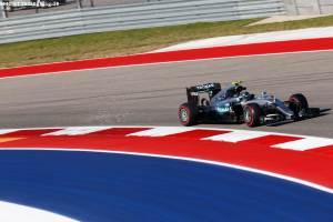 2016 United States Grand Prix, Friday