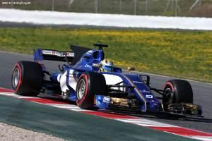 Barcelona F1 test 27/02-02/03/17