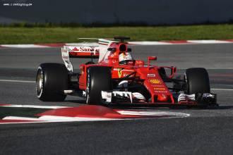 TEST F1/2017 - T2 SPAGNA