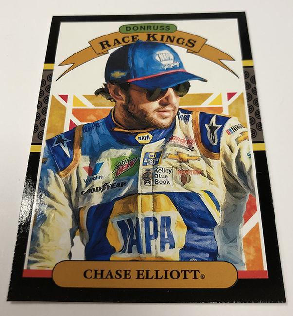 202 Donruss Race Kings Chase Elliott
