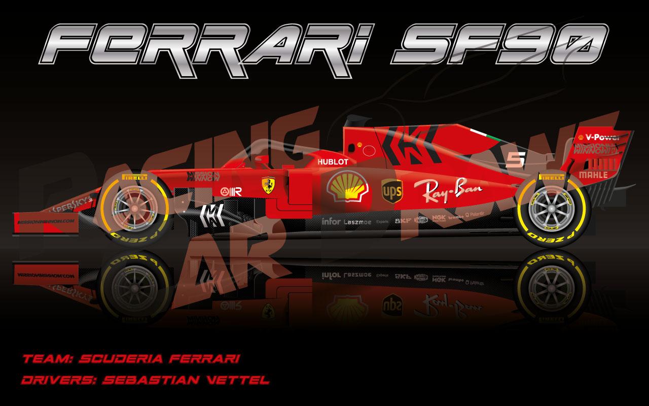 Ferrari Sf90 Wallpaper Trendsmeup