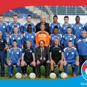Effectif U19 du Racing Club Strasbourg Alsace