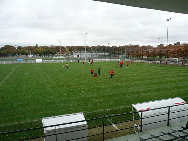 Stade Georges Lefèvre 91 St Germain-en-Laye
