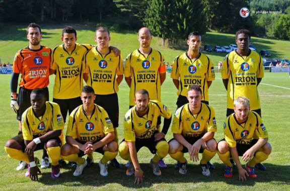 Sarre-Union version 2013/2014