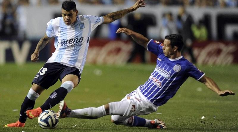 Racing contra Godoy Cruz, el historial