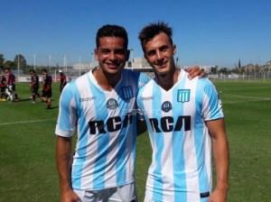Mansilla y Lotti hicieron goles contra Patronato.