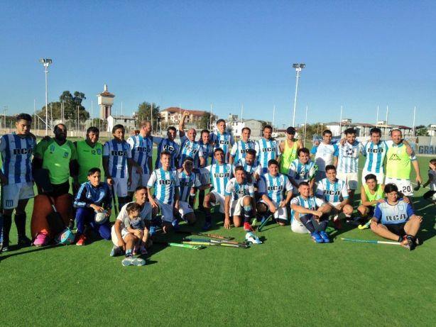 Jugadores de hockey de Racing