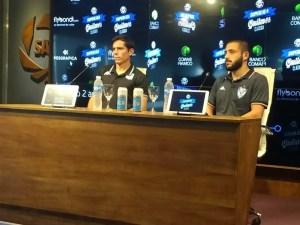 Solari y Vargas, en Superliga.