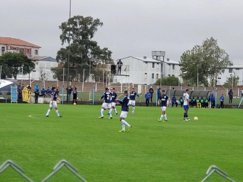 La Reserva de Racing perdió ante Vélez y, de este modo, se le cortó al racha de nueve juegos sin caídas entre torneo y esta Copa.
