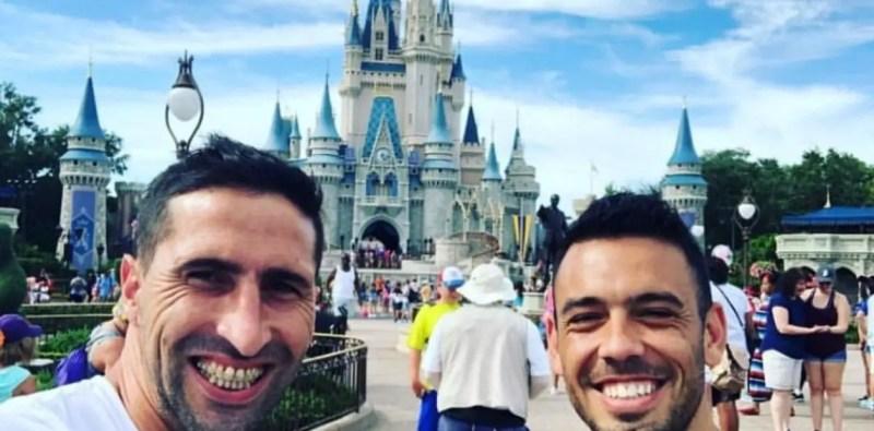 Los jugadores de Racing le pidieron a Blanco regresar de pretemporada a Orlando durante la fiesta íntima de la obtención del título.