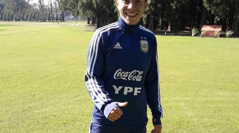 Almaraz, el goleador de Racing en la Novena